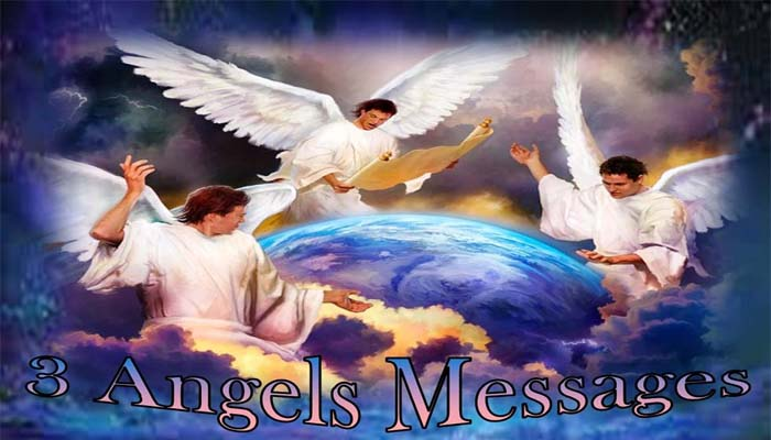 3 angels messages