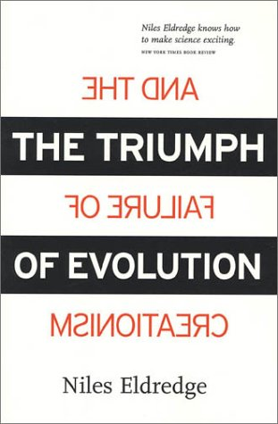 Triumph of Evolution: and the Failure of Creationism, The