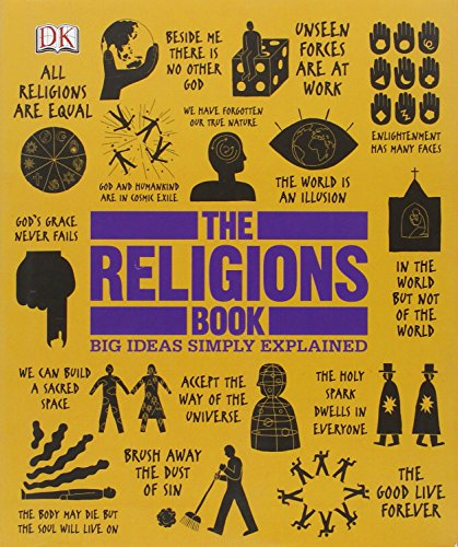 Religions Book (Big Ideas Simply Explained)