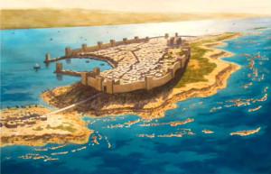 Ancient city of Tyre