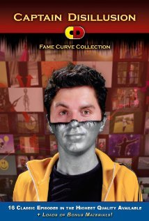 Captain Disillusion: Fame Curve Collection