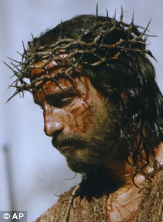 crown of thorns movie passion of christ