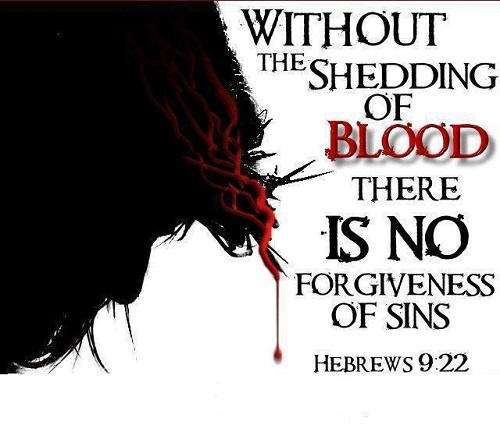 hebrews 9 blood