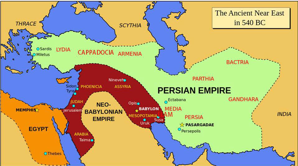 inferior persia