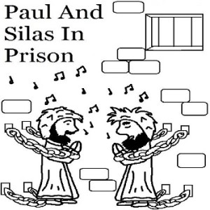 paul and silas