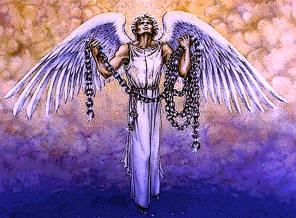 revelation 20 angel